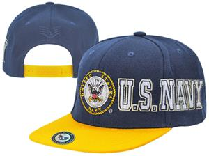 """Rapid Dominance """"D-Day"""" Navy Military Cap"""