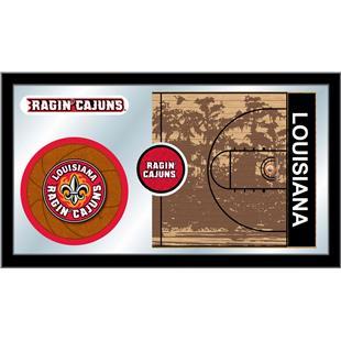 Holland Univ Louisiana-Lafayette Basketball Mirror