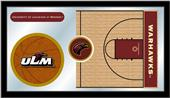 Holland Univ of Louisiana Monroe Basketball Mirror