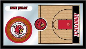 Holland University of Louisville Basketball Mirror