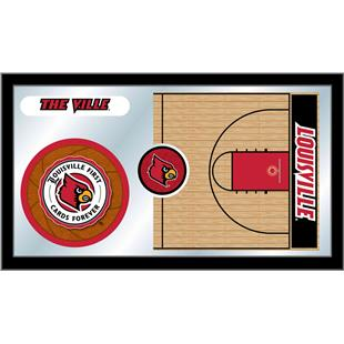 Holland University of Louisville Basketball Mirror