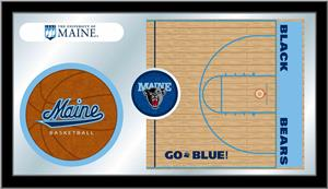 Holland University of Maine Basketball Mirror