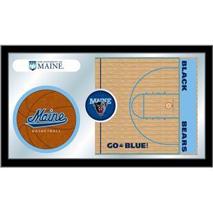 Holland University of Maine Basketball Mirror