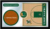 Holland University of Miami (FL) Basketball Mirror