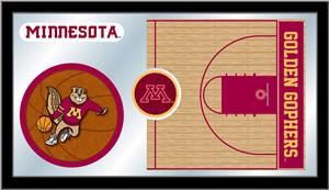 Holland University of Minnesota Basketball Mirror