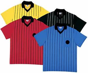 Utopia SHORT Sleeve Soccer Referee Jersey-Closeout
