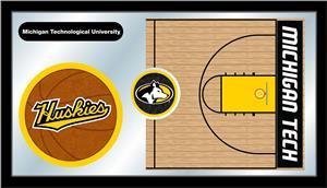 Holland Michigan Tech University Basketball Mirror