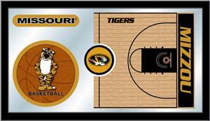 Holland University of Missouri Basketball Mirror