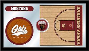 Holland University of Montana Basketball Mirror