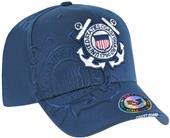 Rapid Dominance Shadow Coast Guard Military Cap