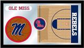 Holland Univ of Mississippi Basketball Mirror