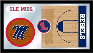 Holland Univ of Mississippi Basketball Mirror