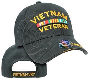 Rapid Dominance ShadowVietnam Vet Military Cap