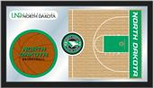 Holland Univ of North Dakota Basketball Mirror