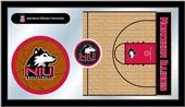 Holland Univ Northern Illinois Basketball Mirror
