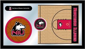 Holland Univ Northern Illinois Basketball Mirror