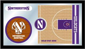 Holland Northwestern University Basketball Mirror