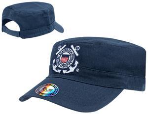 The Private Reversible Coast Guard Military Cap