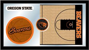 Holland Oregon State University Basketball Mirror