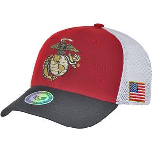 Rapid Dominance Deluxe Mesh Marines Military Cap