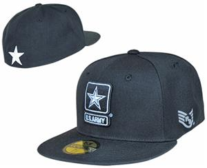 Rapid Dominance Fitted Army Military Cap