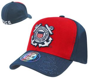 Rapid Dominance Flex Coast Guard Military Cap