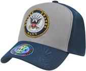 Rapid Dominance Flex Navy Military Cap
