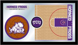 Holland Texas Christian Univ Basketball Mirror