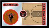 Holland Texas Tech University Basketball Mirror