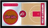 Holland University of Utah Basketball Mirror