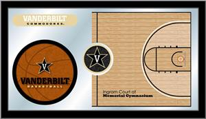Holland Vanderbilt University Basketball Mirror