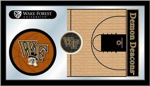 Holland Wake Forest University Basketball Mirror