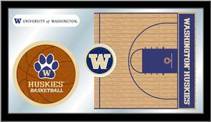 Holland University of Washington Basketball Mirror