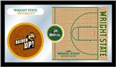 Holland Wright State University Basketball Mirror