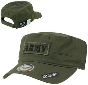 Cadet Vintage Reversible Army Military Cap