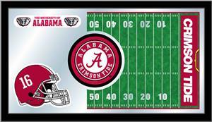 Holland University of Alabama Football Mirror