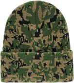 Rapid Dominance Camo Cuff Beanies Watch Caps