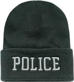 Rapid Dominance Police Law Long Knit Beanie