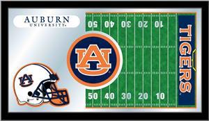 Holland Auburn University Football Mirror