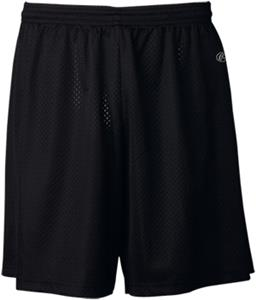 Rawlings Mesh Athletic Practice Shorts