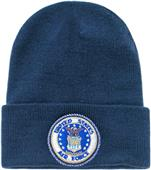 Air Force Classic Military Long Beanie