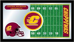 Holland Central Michigan Univ Football Mirror
