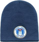 Air Force Emb. Classic Military Work Beanie
