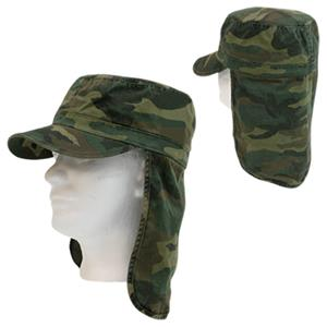 Rapid Dominance Cotton Foreign Legion Flap Cap