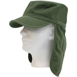Rapid Dominance Cotton Foreign Legion Flap Cap