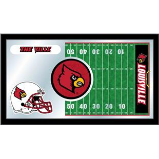 Holland University of Louisville Football Mirror