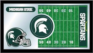 Holland Michigan State University Football Mirror