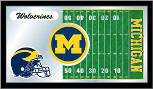 Holland University of Michigan Football Mirror