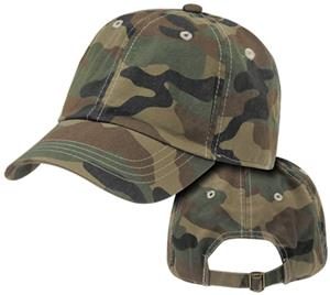 Rapid Dominance Camo Vintage Polo Caps