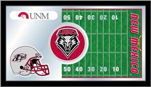 Holland University of New Mexico Football Mirror